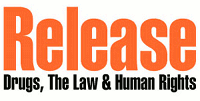 Release. Drugs, the law and human rights.