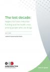 Lost decade report 2018
