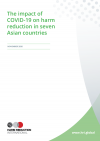 Report: The impact of COVID-19 on harm reduction in seven Asian countries