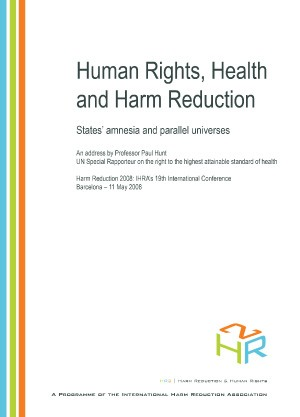 Human ights and Harm Reduction