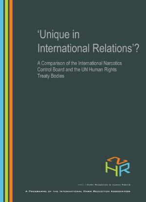 Unique in International Relations?