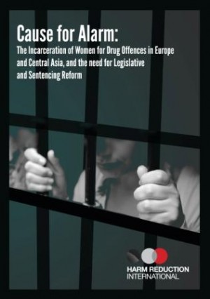 IHRA_WomenInPrisonReport cover