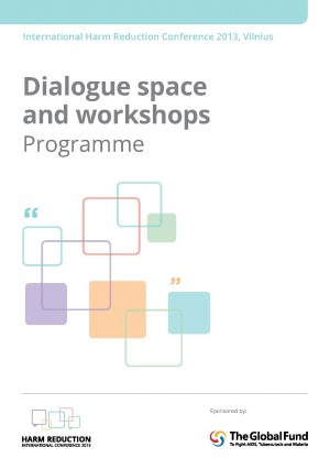 Dialogue space cover