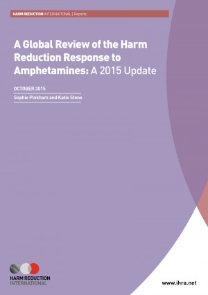 A global review of the harm reduction response to amphetamines: A 2015