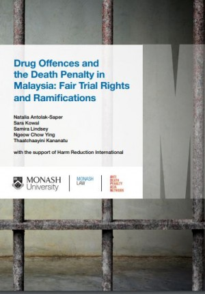 Monash Malaysia Report Cover