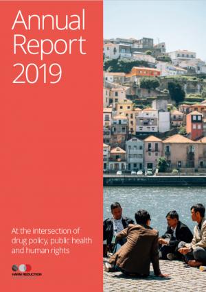 Annual Report cover screenshot