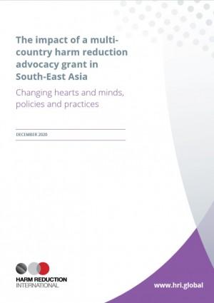 HRI Asia Impact Report