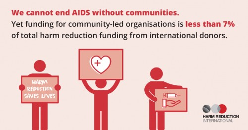 We cannot end AIDS without communities.