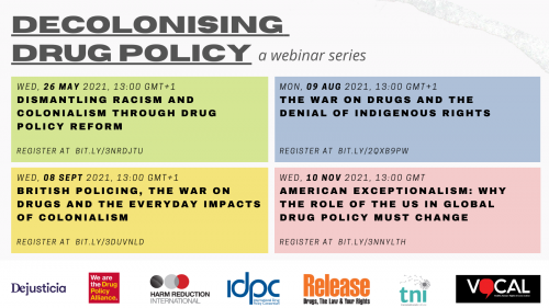Decolonising Drug Policy