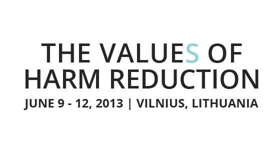 Values of harm reduction
