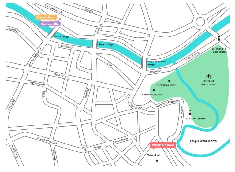 Vil map