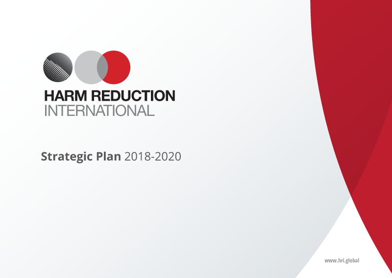 HRI Strategic Plan 2018-2020