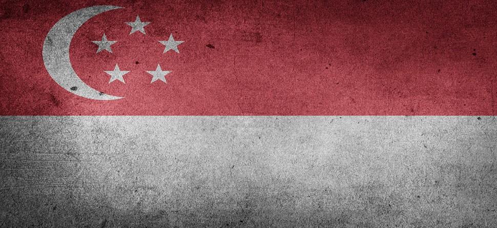 Singapore death penalty flag